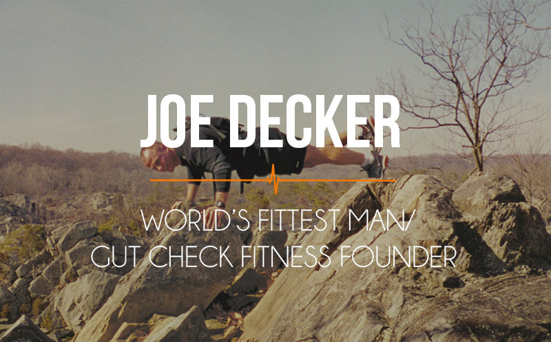 Joe-Decker interview